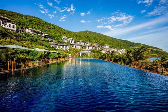 Tuyệt tác nghỉ dưỡng trên bán đảo Sơn Trà đạt giải thưởng Khu nghỉ dưỡng thân thiện với môi trường nhất thế giới - Ảnh 3.