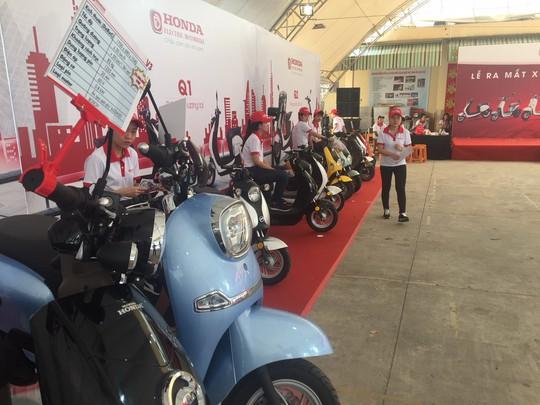 Thực hư về xe máy điện Honda đến từ Trung Quốc