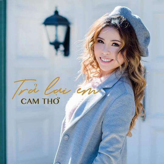 Ca sĩ Cam Thơ ra mắt CD nhân mùa Giáng sinh - Ảnh 2.