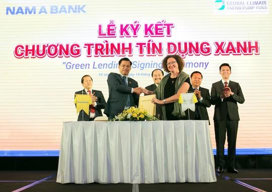 Nam A Bank công bố dự án cộng đồng Tôi chọn sống xanh - Ảnh 1.