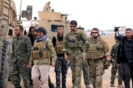 Ông Trump rút quân khỏi Syria, cố vấn bất ngờ, đồng minh bị sốc - Ảnh 3.