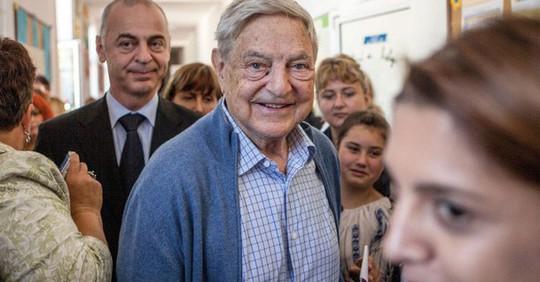 Financial Times vinh danh tỷ phú George Soros - Ảnh 1.
