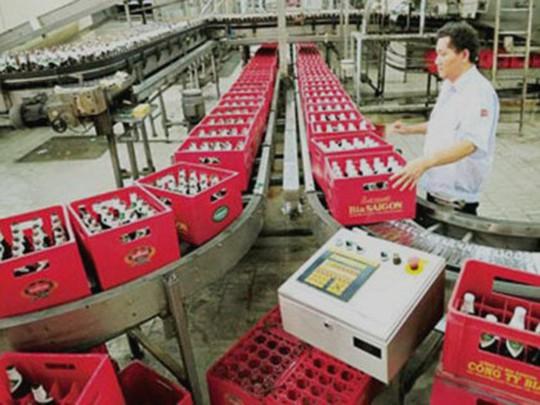 Sabeco chi 5 tỉ đồng thuê 4 máy bay đưa công nhân về quê ăn Tết