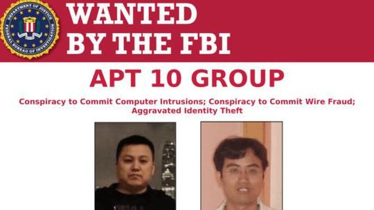 Mỹ giáng đòn vào tổ chức tin tặc Trung Quốc tấn công 12 nước - Ảnh 1.