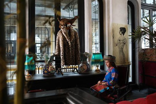 Ngắm khách sạn của kiến trúc sư  nổi tiếng thế giới Bill Bensley tại Sa pa - Ảnh 15.