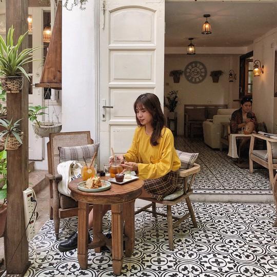 7 quán cà phê an yên ở Hà Nội cho ngày nghỉ Tết Tây - Ảnh 18.