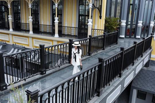 Ngắm khách sạn của kiến trúc sư  nổi tiếng thế giới Bill Bensley tại Sa pa - Ảnh 3.