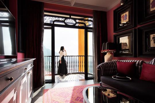 Ngắm khách sạn của kiến trúc sư  nổi tiếng thế giới Bill Bensley tại Sa pa - Ảnh 5.