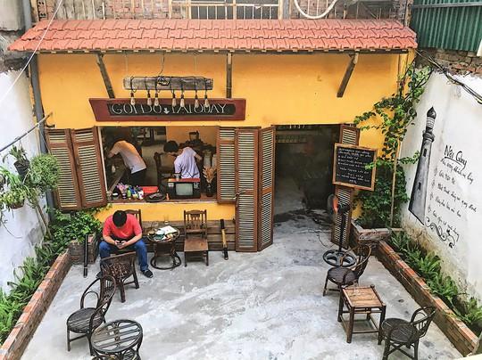 7 quán cà phê an yên ở Hà Nội cho ngày nghỉ Tết Tây - Ảnh 8.