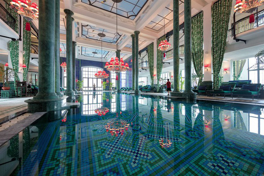 Ngắm khách sạn của kiến trúc sư  nổi tiếng thế giới Bill Bensley tại Sa pa - Ảnh 8.