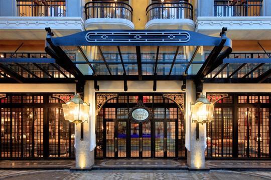 Ngắm khách sạn của kiến trúc sư  nổi tiếng thế giới Bill Bensley tại Sa pa - Ảnh 9.