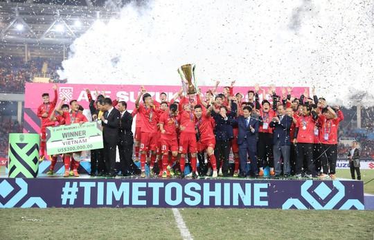 YANMAR Việt Nam đồng hành cùng đội tuyển bóng đá Việt Nam tới Cúp vàng AFF Suzuki Cup 2018 - Ảnh 1.