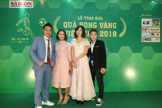 Quang Hải nhận Quả bóng vàng trong hạnh phúc - Ảnh 3.