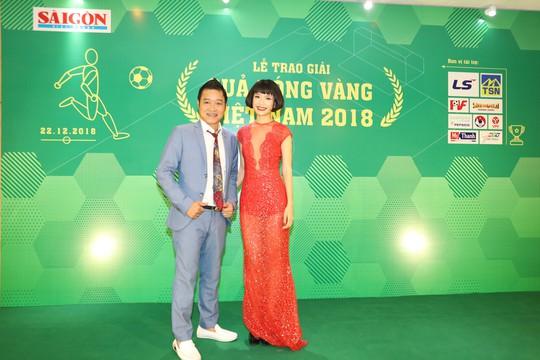 Quang Hải nhận Quả bóng vàng trong hạnh phúc - Ảnh 2.