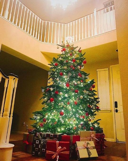 Cùng ngắm các Sao Việt trang trí nhà đón Noel đầy màu sắc - Ảnh 15.