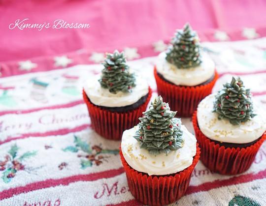 Những món bánh độc đáo cho ngày lễ Giáng sinh - Ảnh 4.