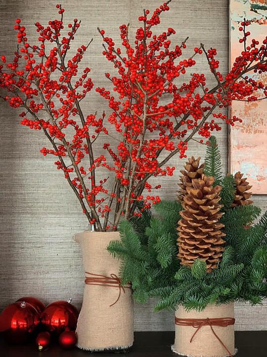 Cùng ngắm các Sao Việt trang trí nhà đón Noel đầy màu sắc - Ảnh 4.
