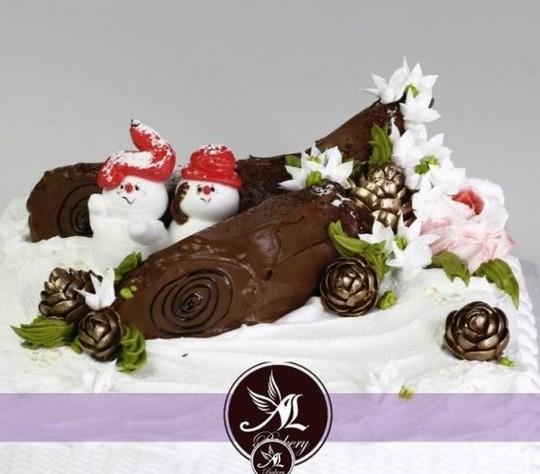 Những món bánh độc đáo cho ngày lễ Giáng sinh - Ảnh 7.