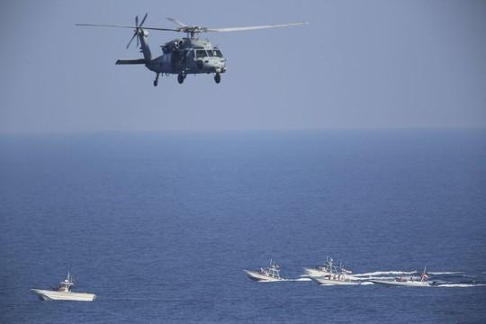 Iran và bài toán tàu sân bay Mỹ - Ảnh 1.