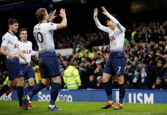 Son Heung-min tỏa sáng ở Tottenham trước ngày về dự ASIAN Cup - Ảnh 5.