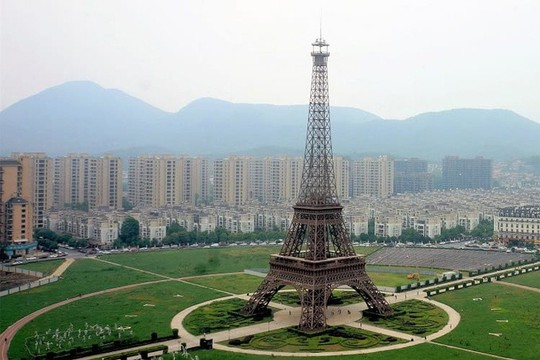 10 nơi ngắm tháp Eiffel mà không cần tới Pháp - Ảnh 6.