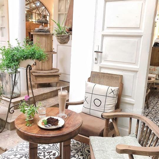 7 quán cà phê Hà Nội cho ngày nghỉ Tết Dương Lịch - Ảnh 17.