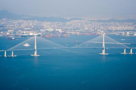 10 cây cầu giữ các kỷ lục của thế giới - Ảnh 5.