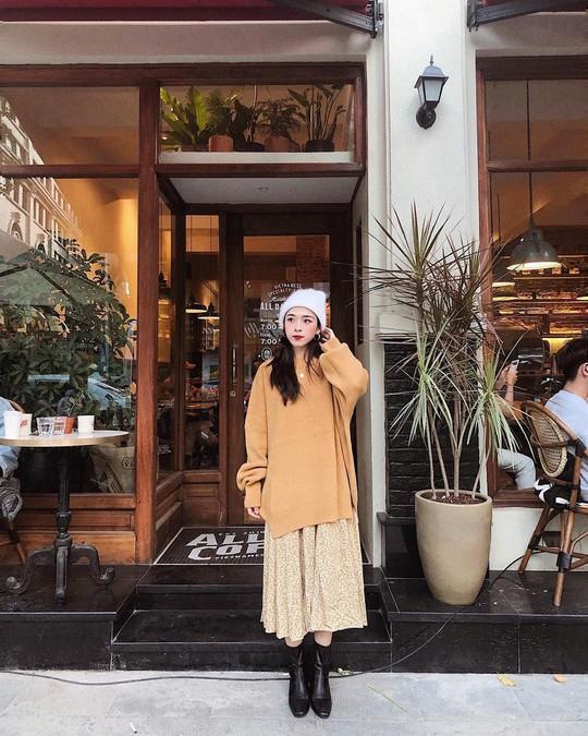 7 quán cà phê Hà Nội cho ngày nghỉ Tết Dương Lịch - Ảnh 6.