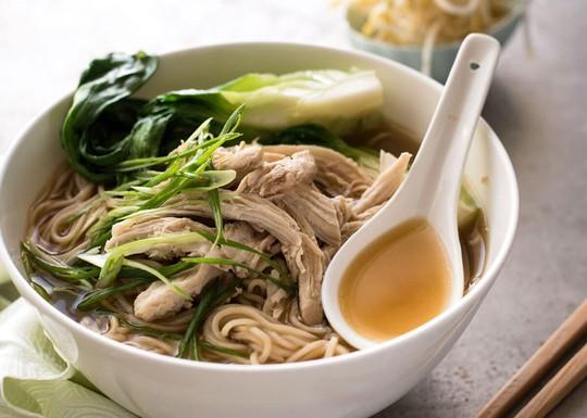 7 món ăn đem may mắn cho năm mới của người Trung Quốc - Ảnh 7.