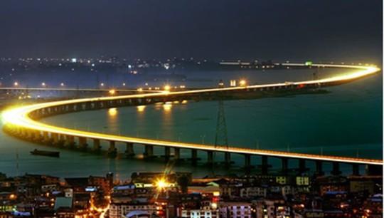 10 cây cầu giữ các kỷ lục của thế giới - Ảnh 10.