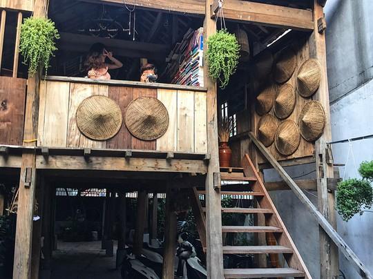 7 quán cà phê Hà Nội cho ngày nghỉ Tết Dương Lịch - Ảnh 10.