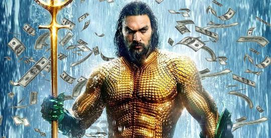 Aquaman cán mốc 500 triệu USD toàn cầu - Ảnh 1.