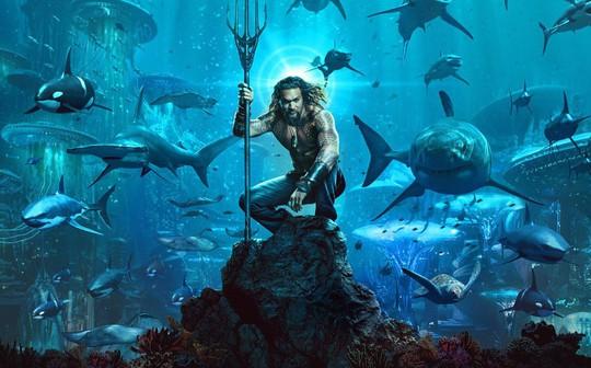 Aquaman cán mốc 500 triệu USD toàn cầu - Ảnh 4.