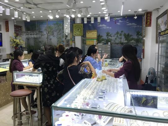 Giảm giá bán bộ sưu tập kim cương nhân tạo Canary - Diva - Ảnh 1.