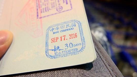 3 loại visa cho phép người Việt nhập cảnh Đài Loan - Ảnh 1.
