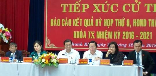 Chủ tịch Đà Nẵng Huỳnh Đức Thơ: Việc tôi đi hay ở là do Trung ương quyết định - Ảnh 3.
