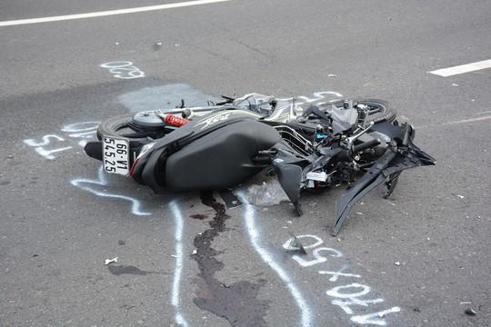 """""""Điểm đen"""" tai nạn giao thông ở cầu Cao Lãnh - Ảnh 5."""