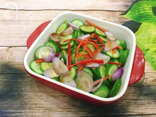 Làm đẹp đón Tết với 3 món salad ngon thần thánh - Ảnh 2.