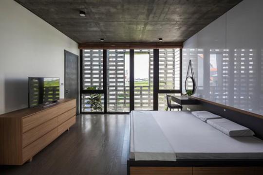 Căn nhà toàn lỗ ở Hưng Yên đẹp ấn tượng trên báo Mỹ - Ảnh 14.
