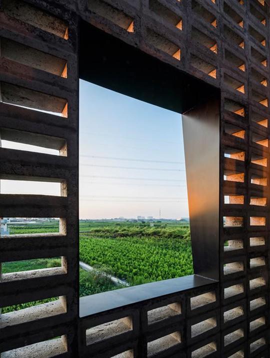 Căn nhà toàn lỗ ở Hưng Yên đẹp ấn tượng trên báo Mỹ - Ảnh 20.