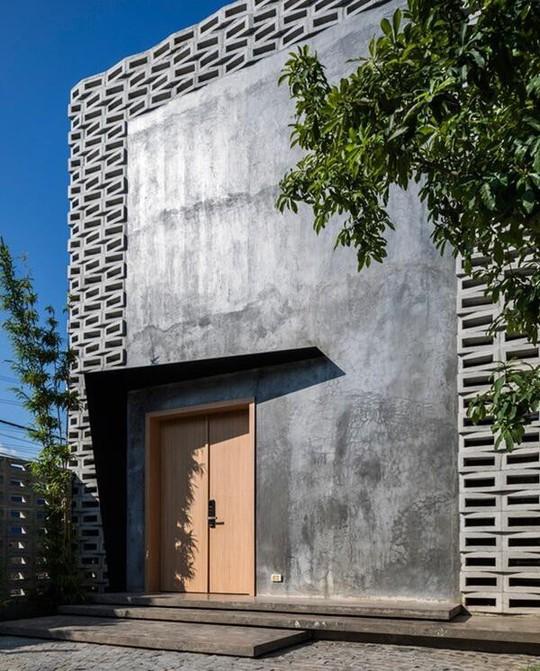 Căn nhà toàn lỗ ở Hưng Yên đẹp ấn tượng trên báo Mỹ - Ảnh 4.