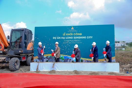 Ra mắt dự án Hạ Long Sunshine city tại Hạ Long - Ảnh 1.