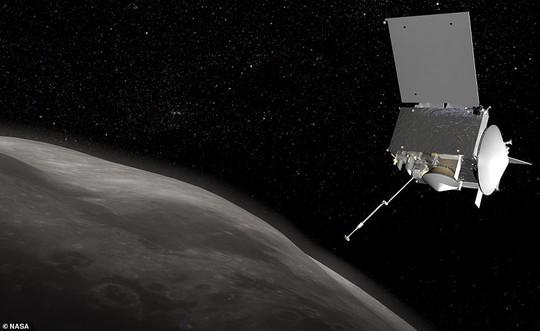 NASA cập bến thiên thể nắm giữ bí mật sự sống trái đất - Ảnh 1.