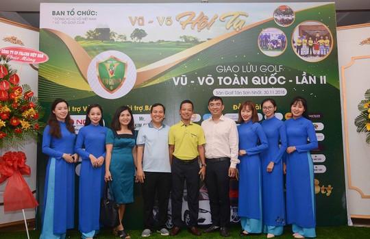 NCB tài trợ giải golf Vũ – Võ toàn quốc - Ảnh 1.