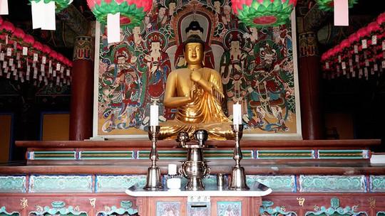 Ngắm ngôi chùa bằng đá hơn 1.000 năm ở Hàn Quốc - Ảnh 3.