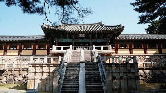 Ngắm ngôi chùa bằng đá hơn 1.000 năm ở Hàn Quốc - Ảnh 1.