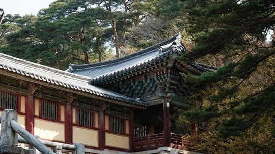 Ngắm ngôi chùa bằng đá hơn 1.000 năm ở Hàn Quốc - Ảnh 2.