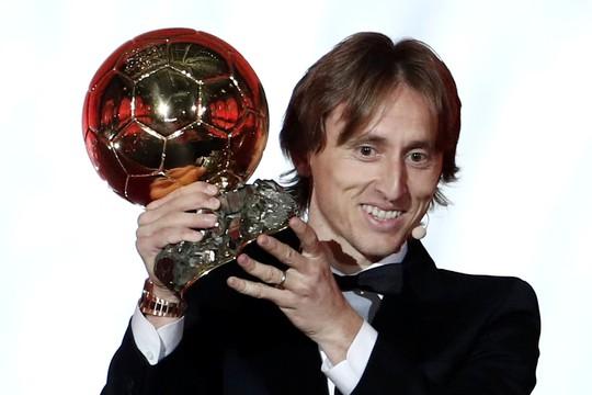 Hậu kỷ nguyên Messi-Ronaldo, Luka Modric chiến thắng Quả bóng vàng - Ảnh 6.