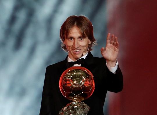 Hậu kỷ nguyên Messi-Ronaldo, Luka Modric chiến thắng Quả bóng vàng - Ảnh 5.