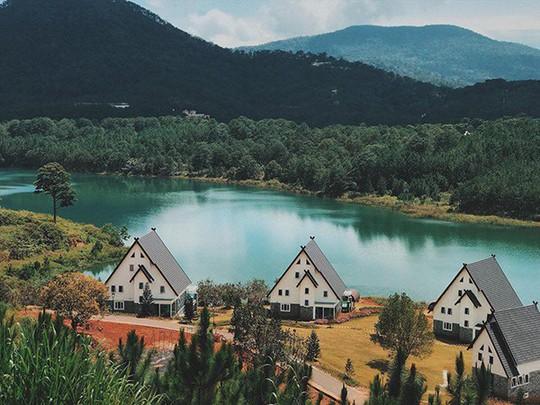 Đà Lạt vừa có ngôi làng thu nhỏ châu Âu - Ảnh 1.